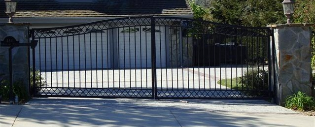 Automatic Gate Dallas Rolling Gate Dallas Dallas Fence