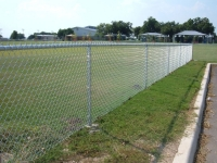 Commercial Chain Link Fence Solutions