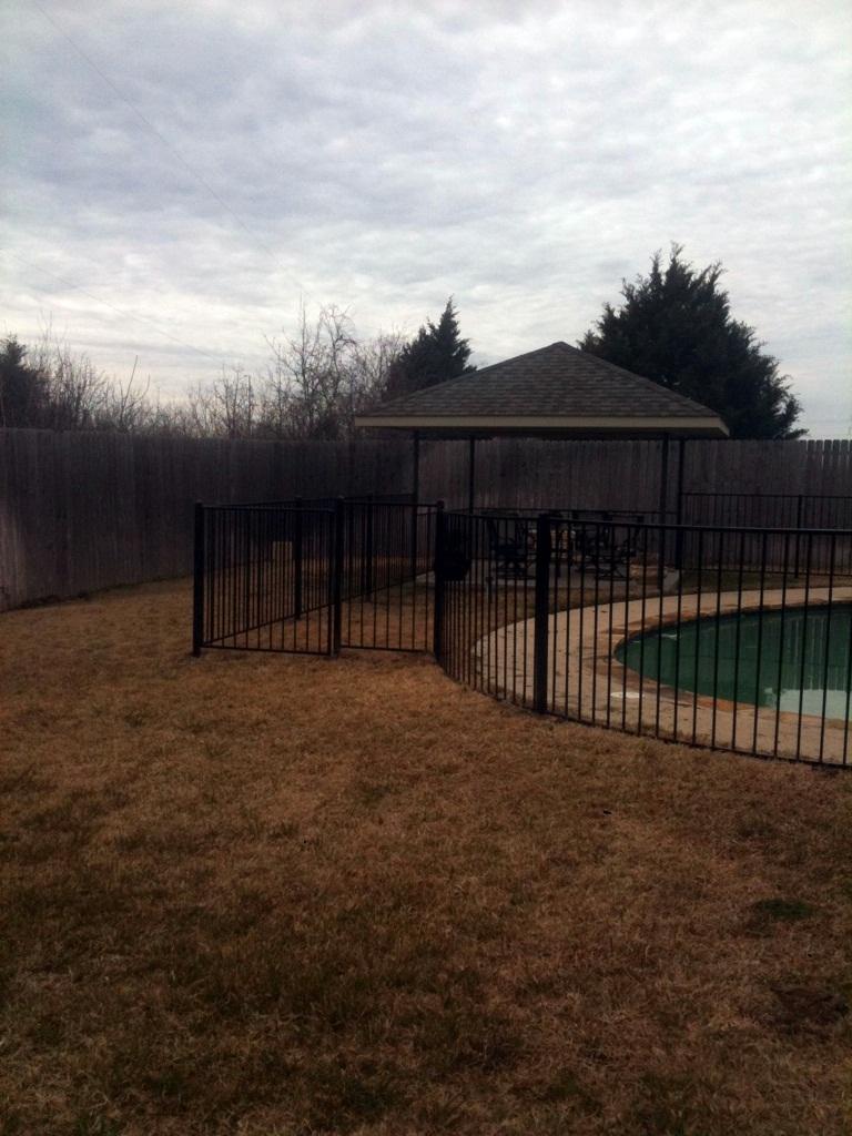 Iron Fence Dallas Wrought Iron Dallas Dallas Fence