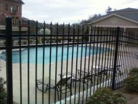Wrought Iron Pool Fence Solutions