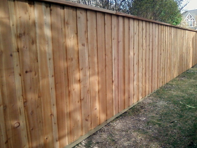Wood Fence Dallas Fence Company Dallas Dallas Fence